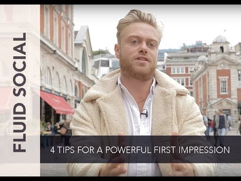 dating first impression tips
