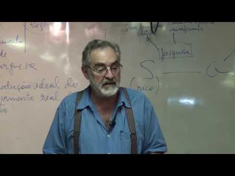 INTRODUÇÃO AO MÉTODO DE MARX com JOSÉ PAULO NETTO (segunda parte) - PPGPS/SER/UnB, 19/04/2016