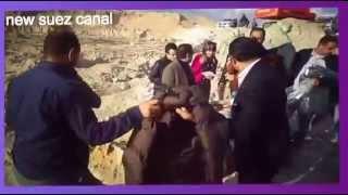 ارشيف قناة السويس الجديدة : زيارة هشام عز العرب رئيس البنك التجارى الدولى 30نوفمبر2014