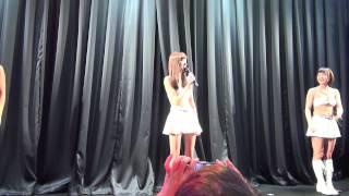 ニコニコ超会議2015、SANYOブースで6代目ミスマリンちゃんのライヴ映像...