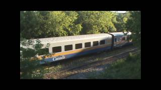 Trains of Ontario 1080p HD Test #1