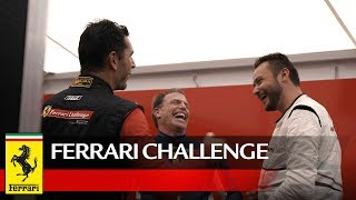 Ferrari Challenge - Competition and Camaraderie
