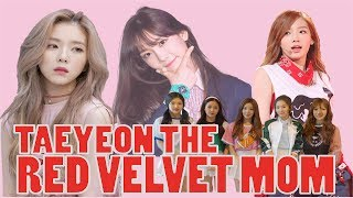 [ENG] Taeyeon is Red Velvet's Mom - Stafaband