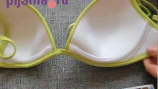 Amarea 098- видео о купальнике(Купальник Amarea 098- итальянский купальник в магазине Пижама.ру Видеообзор., 2012-05-02T13:31:18.000Z)