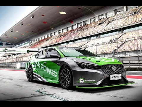 MG6 XPower Concept Video