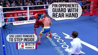 HAND TRAPS || Lomachenko || Part 2: Pinning & Gloveswipe - Hook