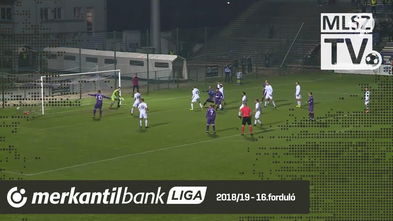Békéscsaba 1912 Előre - Dorogi FC | 2-1 (1-1) | Merkantil Bank Liga NB II.| 16. forduló |
