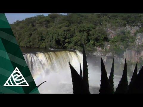 Steve Fisher Kayaking Africa's Zambezi River Part 1