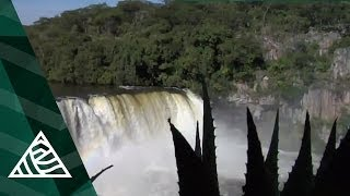 Steve Fisher Kayaking Africa's Zambezi River Part 1