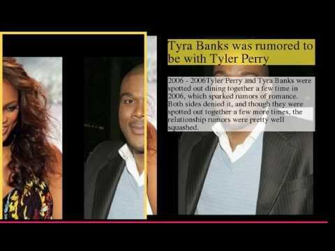 Tyra Banks Dating History