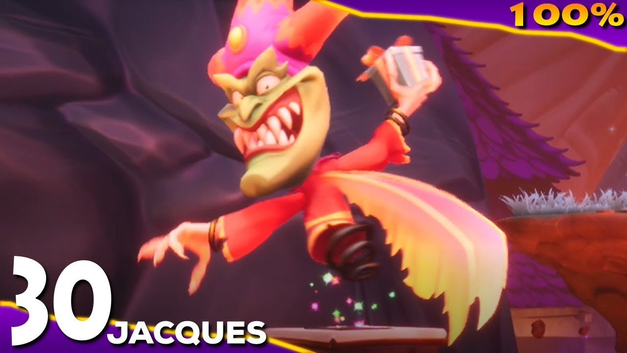 Download Spyro the Dragon: Reignited Trilogy (ITA)-30- BOSS Jacques [100%]