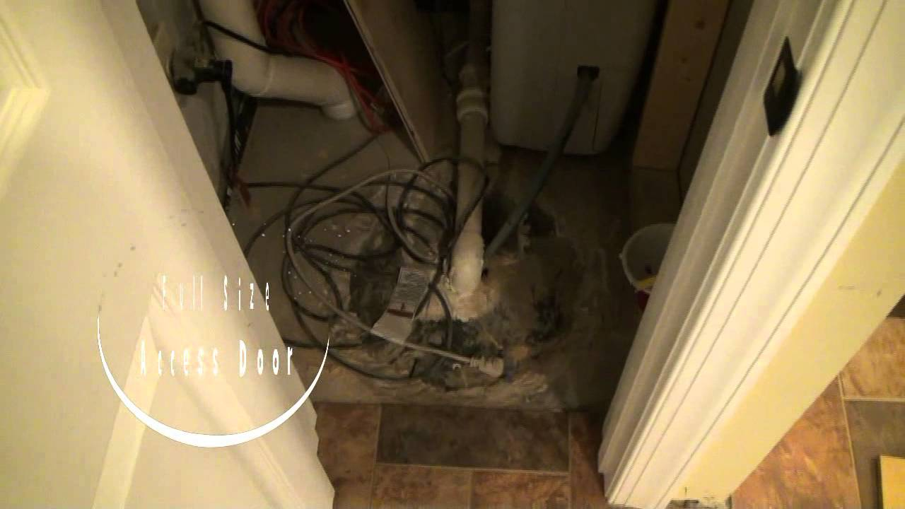 Basement Finishing Ideas Walk Through Youtube Electrical Wiring
