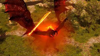 The Battle for Middle-Earth: Reforged (Unreal Engine 4) Flame of Udun