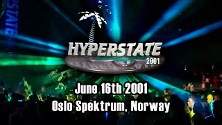 Hyperstate 2001 (Astral Projection -