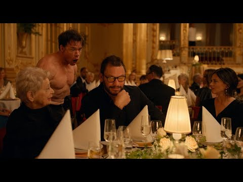 'The Square'   2017  Claes Bang, Elisabeth Moss