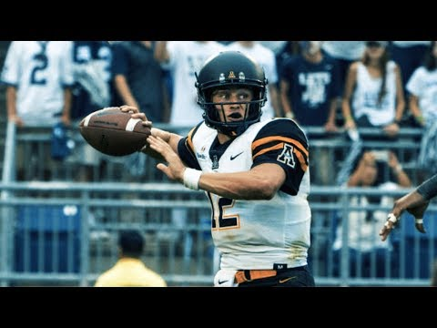 the-most-underrated-qb-in-the-country-😴-official-zac-thomas-app-state-highlights-ᴴᴰ