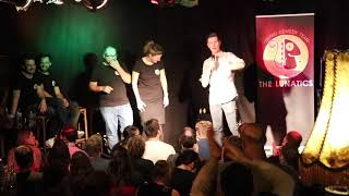 The Lunatics - Impro Comedy - Paard van Troje