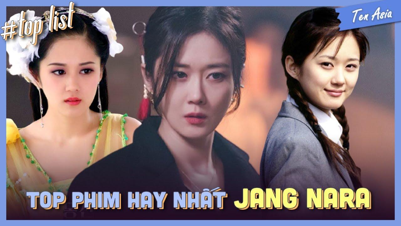 Top 10 phim hay nhất của mỹ nhân không tuổi Jang Na Ra