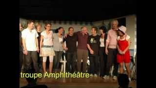 Larguez les amarres acte 3 Amphithéâtre Gurgy
