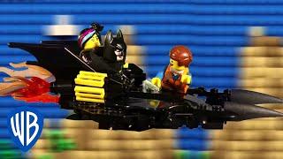 The LEGO Movie | Batman Saves Bricksburg | WB Kids