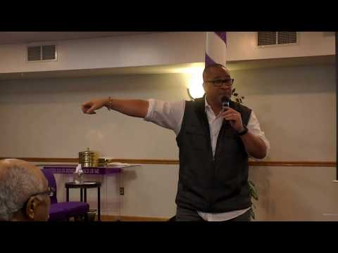 """Preparing for Something Better"" - Rev. Squire J. Newsome, III"