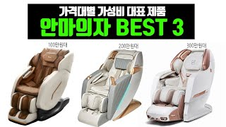 2020년 가격대별 인기 안마의자 BEST 3 [가격/…
