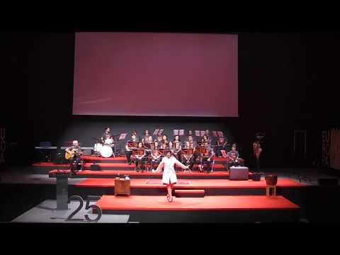 Escuela municipal de música Luis Aramburu. Gala inaugural. 25 Aniversario.