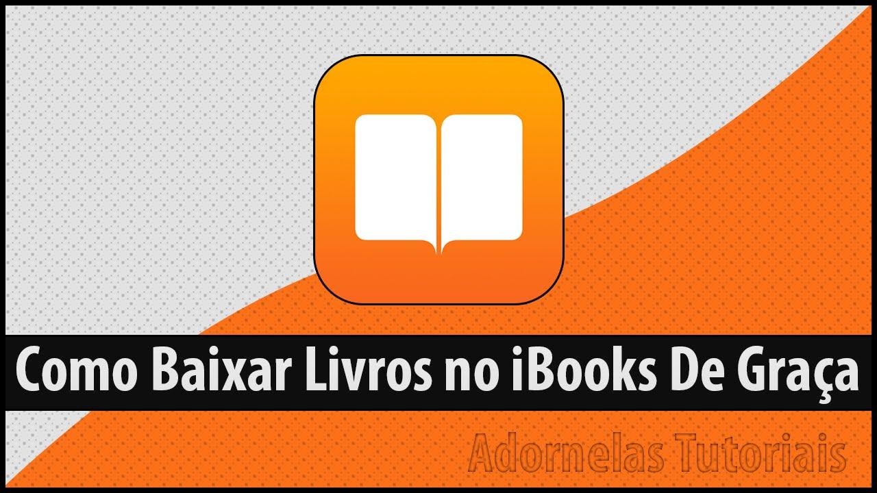 Como Baixar Livros no iBooks De Graça - Atualizado - 2014