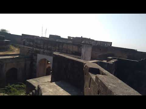 Sarwar fort made in 12th century