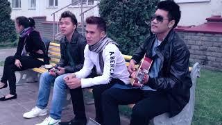 TRỐNG CƠM - Cẩm Ly ft. Lê Minh & Tạ Quang Thắng & Lương Viết Quang (Acoustic phô Version )