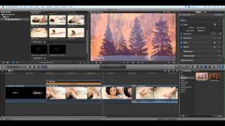 Обзор Final Cut Pro X - принцип работы над видео(Обзор Final Cut Pro X - небольшое видео об основных фишках новой версии, как вырезать фрагменты, создание переходо..., 2011-07-08T13:00:18.000Z)