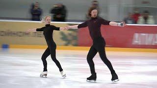 Завтра стартует чемпионат России по фигурному катанию