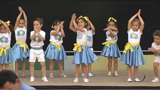 Infantil 4 años B Cosquillitas FIESTA FIN DE CURSO 2016 CEIP NTRA. SRA DE ARACELI