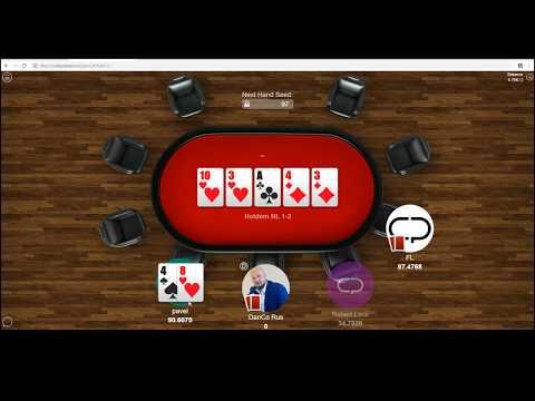 Online Poker Room For Messengers. Play Poker Online, In Telegram, Facebook, WeChat And Line.