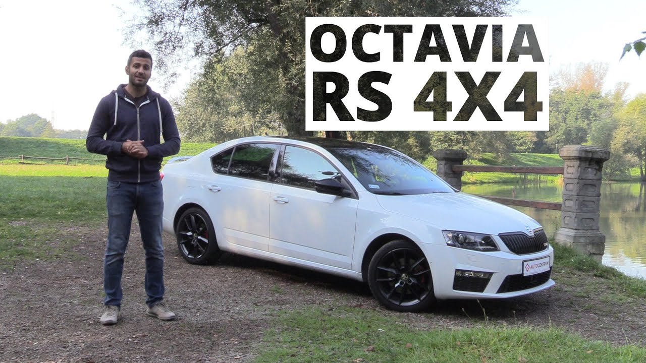 skoda octavia rs 4x4 2 0 tdi 184 km 2016 test. Black Bedroom Furniture Sets. Home Design Ideas