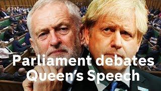 Boris Johnson questioned over Brexit deal drama