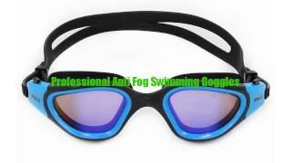 Professional Anti Fog Swimming Goggles | wuasca