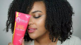 Mielle Organics Leave In, Hair Milk And Curl Cream