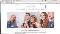 Registrierung BeraterIn Dr.  Juchheim Cosmetics
