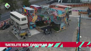 DJ Satelite B2B DANYKAS DJ - Village Underground Lisboa 6th Anniversary