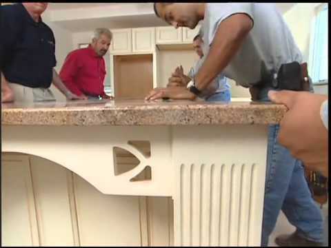 Installing Marble Kitchen Countertops - YouTube - kitchen counter marble