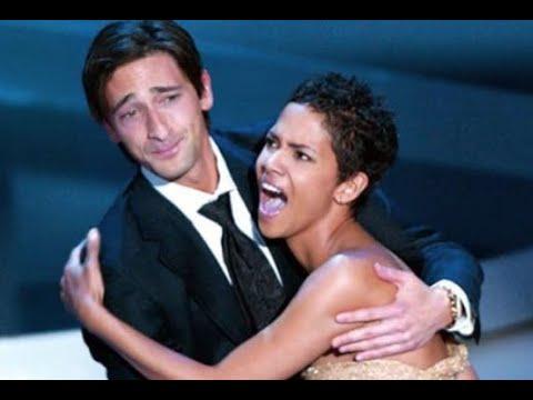 Adrien Brody Oscar Win