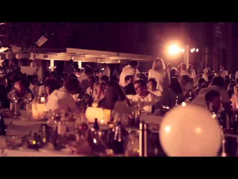 Dîner En Blanc - Sydney 2012, Official Video