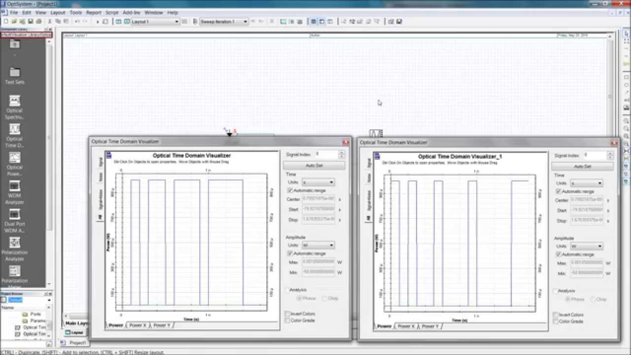 Matlab Binary Switch - Optical System Software