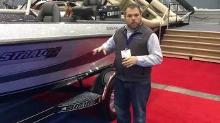 Stratos Boats trailer overview