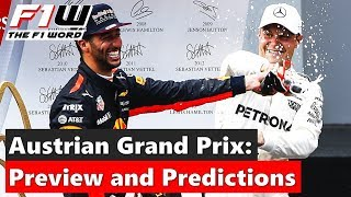Austrian Grand Prix: Preview and Predictions
