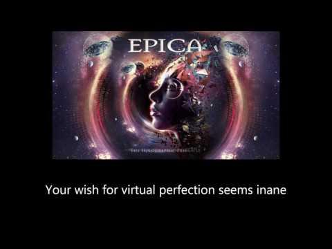 Epica - Edge Of The Blade (Lyrics)