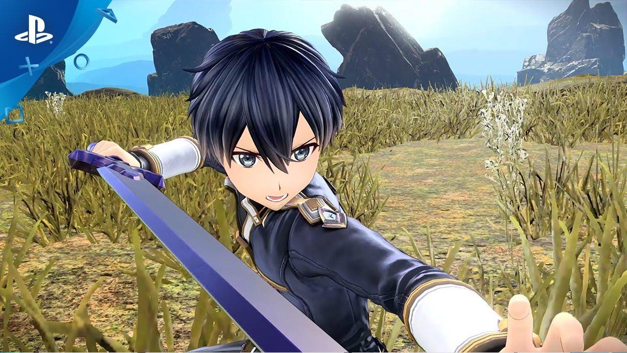 Sword Art Online: Alicization Lycoris New Character