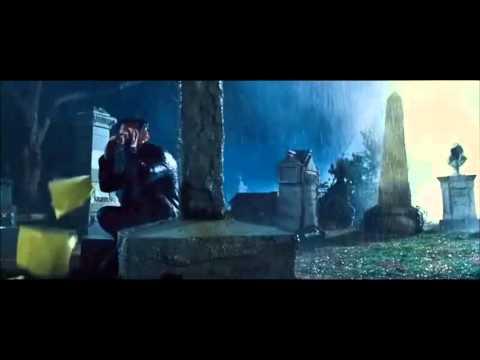 Seven Psychopaths - Graveyard Scene