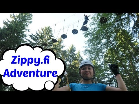 Zippy Summer Adventure : Helsinki Finland (VLOG #5)